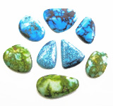 Index of our Gemstones Turquoise and Cabochobs
