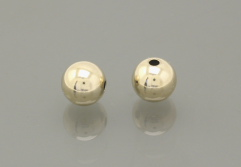 Gold Filled Round Bead
