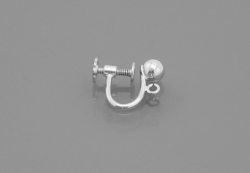 Screw On Earring
