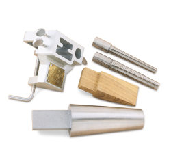 mandrel and anvil set