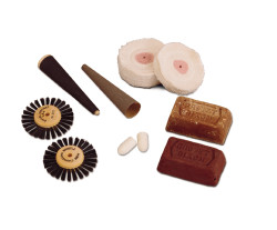 polishing buffing kit for small motors